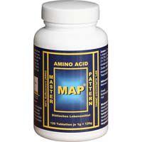 MAP Master Amino Acid Pattern Tabletten 120 Stück