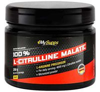 100% L-CITRULLINE Malate Pulver
