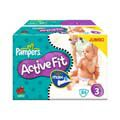 PAMPERS Active Fit Gr.3 midi 4-9kg