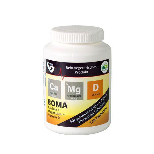 calcium magnesium vitamin d tabletten 120st abc arznei. Black Bedroom Furniture Sets. Home Design Ideas